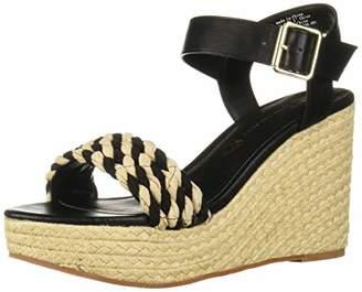 BC Footwear Women's Dew Drops Espadrille Wedge Sandal