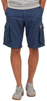 Criminal Damage Mens Vinny Cargo Shorts Airforce