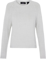 Oxford Sophia Soft Knit Ice Grey X