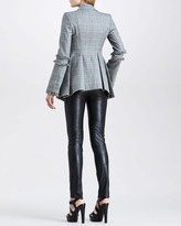 McQ by Alexander McQueen Marine Leather Pants