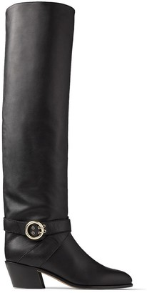 Jimmy Choo Beca over-the-knee boots