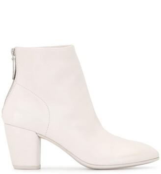 Marsèll Block Heel Ankle Boots