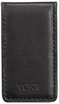 Tumi Men's 'Chambers' Leather Magnetic Money Clip - Black