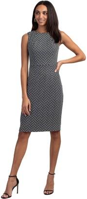 Trina Turk Women's Knit midi Dress