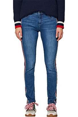 Esprit Women's 128ee1b005 Slim Jeans,33W / 34L
