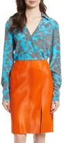 Diane von Furstenberg Women's Silk Blouse