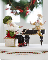 Mark Roberts Limited-Edition Grand Piano Elf