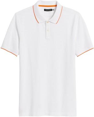 Banana Republic Don&#39t-Sweat-It Polo Shirt