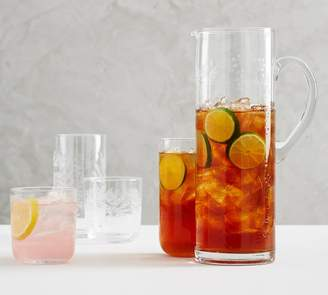Crystal Iced Tea Glasses Shopstyle