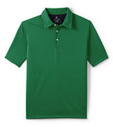 Classic Men's Short Sleeve Active Pique Polo-Deep Sea