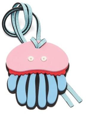 Loewe Paula's Ibiza - Medusa Jellyfish Key Charm - Pink