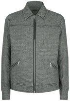 Lanvin Houndstooth Wool Jacket