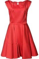 Zac Posen 'Cordelia' dress - women - Acetate/polyester/polyurethane - 2