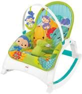 Fisher-Price Rainforest Newborn Toddler Rocker