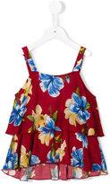 Lapin House - floral print dress - kids - Cotton/viscose - 3 yrs
