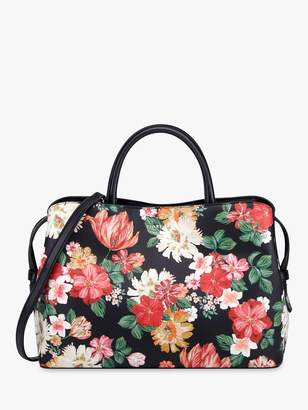 Fiorelli Bethnal Triple Compartment Grab Bag, Black/Multi