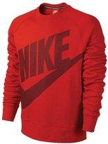 Nike AW77 Fleece Crew Logo 26 Deg