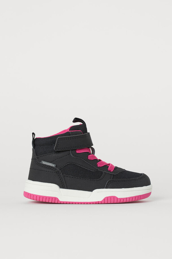 H&M Waterproof High Tops - Black