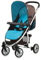 Hauck Malibu Stroller and Pram by Grand Touring Baby - Turquoise