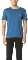 Emporio Armani Genuine Cotton Crew Neck Tee