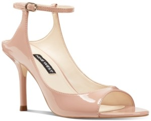 Nine West Olena Peep-Toe Pumps Women's Shoes