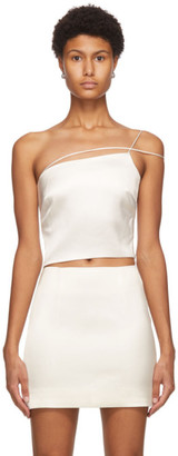 GAUGE81 White Leticia Tank Top