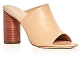 Pour La Victoire Pour La Victore Helena High Heel Slide Sandals