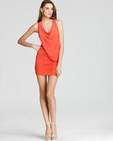 BCBGMAXAZRIA Mini Dress - Draped