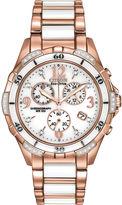 Citizen Eco-Drive Womens Diamond-Accent Chronograph Sport Watch FB1233-51A
