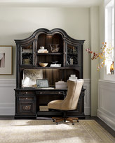 Hooker Furniture Vetrano Credenza Hutch