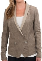Emu Kalumburu Suede Jacket (For Women)