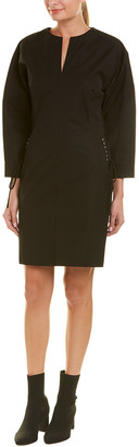 Derek Lam 10 Crosby Balloon Sleeve Shift Dress