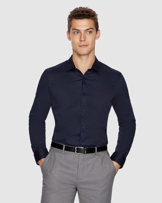 yd. Mission Slim Fit Dress Shirt
