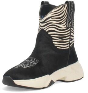 Dingo Women's Safari Leather Bootie Women's Shoes