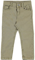 Mayoral Structured Stretch Trouser Pants, Size 3-7
