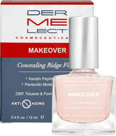Dermelect Makeover Peptide Infused Ridge Filler Base Coat
