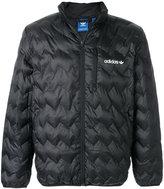 adidas zigzag padded jacket