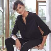 The White Company Frill Detail Blouse