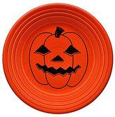 Fiesta Halloween Spooky Pumpkin Luncheon Plate
