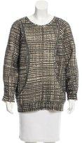 Saint Laurent Oversize Wool Sweater w/ Tags