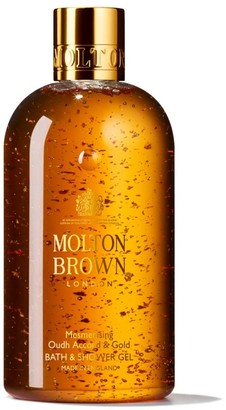 Molton Brown Mesmerizing Oudh Accord & Gold Bath & Shower Gel