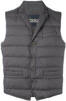 Herno padded gilet - men - Polyamide/Polyurethane/Feather/Goose Down - 54