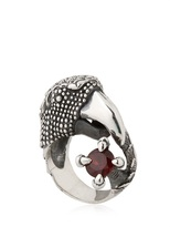 Manuel Bozzi Parrot Ring