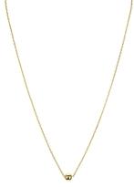 Aqua Sphere Pendant Necklace, 16 - 100% Exclusive