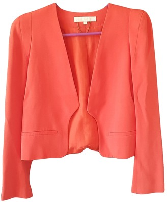 Vanessa Bruno Orange Jacket for Women