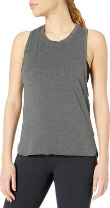 Core Products Core 10 Women's Standard Pima Cotton Dropped Arm Sleeveless Tank