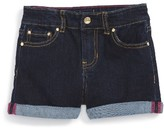 Kate Spade Toddler Girl's Cuffed Denim Shorts