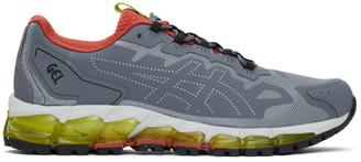 Asics Grey GEL-Quantum 360-6 Sneakers