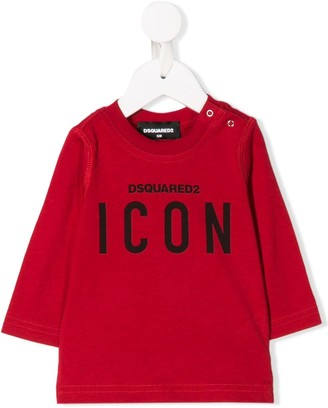 DSQUARED2 Icon jersey top