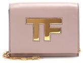 Tom Ford Icon leather shoulder bag